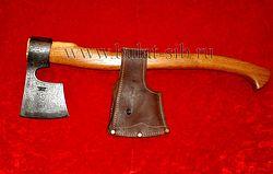 топор ТАЙГА-6 из дамасской стали