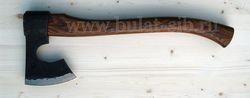 Дровосек, кованый топор ручной работы из специальной стали, производства СИБИРСКИЙ БУЛАТ